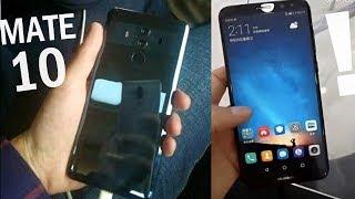 Huawei Mate 10 Pro (Diseño Filtrado)