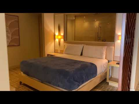 Luxury fully furnished apartment in Waldorf Astoria for rent