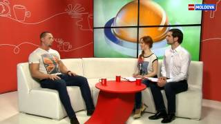 15.05.2015 Станислав Васенда о бодибилдинге