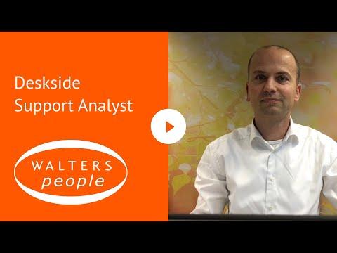 Deskside Support Analyst