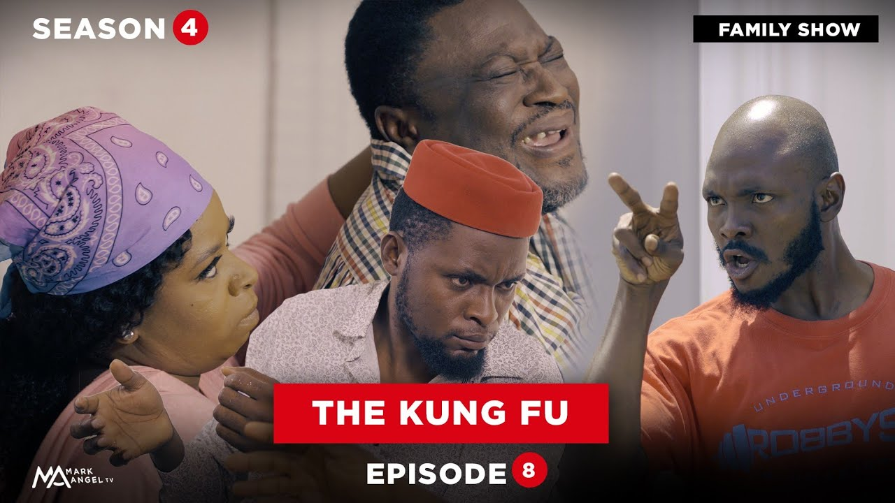 Mark Angel Comedy – The Kung-Fu (Family Show)