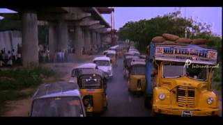 Sethupathi IPS Tamil Movie Scene | Vijayakanth gets injured | Meena | Goundamani | Senthil