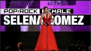 Селена Гомес впервые на публике после болезни | AMA 2016