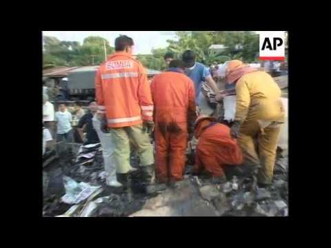 Malaysia - Fatal Plane Crash