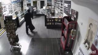 ATF and MCP Investigate Burglary at Rockville Gun Store; Reward for Information