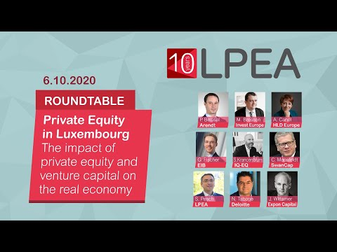 PE in Luxembourg: the impact of private equity and venture capital in the real economy