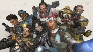 APEX LEGENDS Launch Trailer NEW BATTLE ROYAL 2019 - Game free cực hay