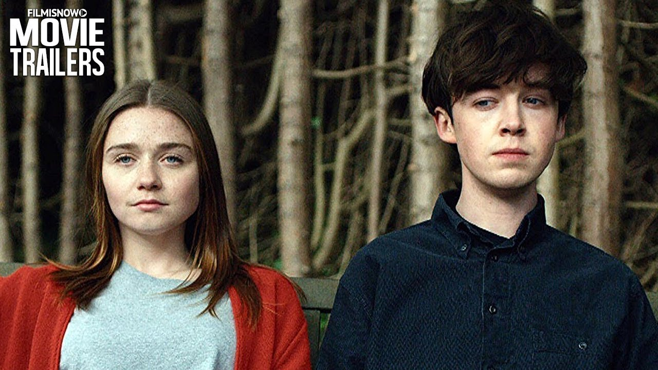 The End of the F**king World Trailer   Alex Lawther & Jessica Barden are teenage outsiders - YouTube
