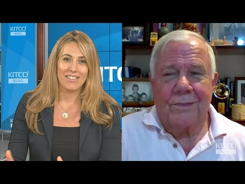 Investor Jim Rogers Sees Major Market Problems Brewing, Be Prepared Not Blindsided