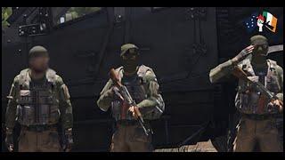 Arma 3 Altis Life (Fantasma) : Embuscade et fusillade 6v20.