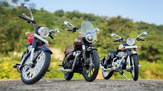 Unboxing of Diecast Scale Model of Royal Enfield Meteor 350 Bike | Bullet | Auto Legends