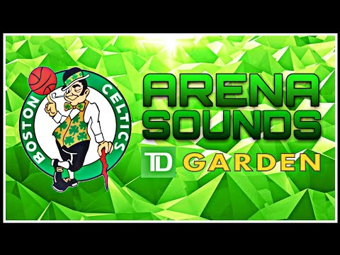 Boston Celtics Arena Sounds - TD Garden Organ | HQ Sound