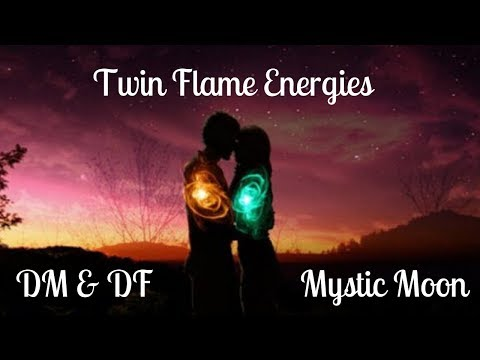 Twin Flame Journey Messages - DM & DF Connective Energies