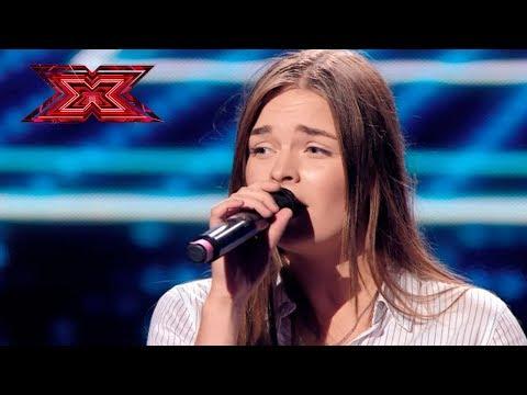 Элина Иващенко – Максим Фадеев – Танцы на стеклах – Х-фактор 10. Третий тренировочный лагерь