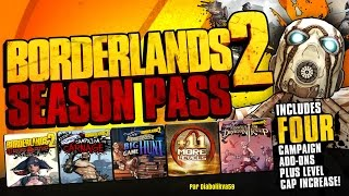 Borderlands 2 - Season Pass [FR - 1080p Hd]