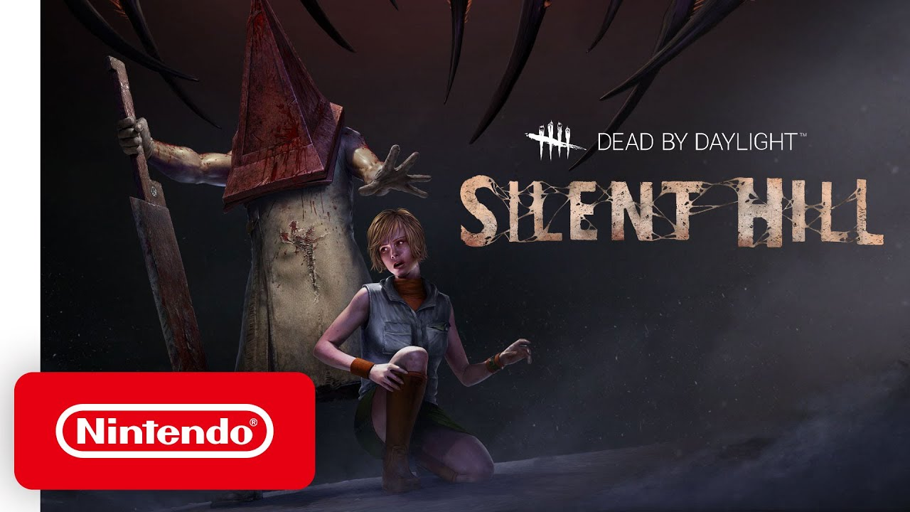 Dead By Daylight Silent Hill Chapter Trailer Nintendo Switch