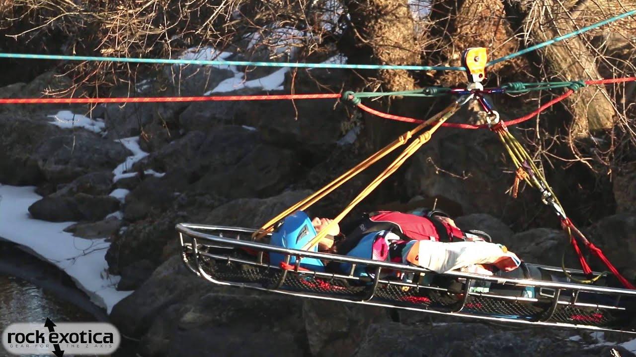 Omni-Block Swivel Pulleys | Rock Exotica rescue, rigging and