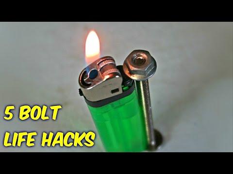 5 Bolt Life Hacks