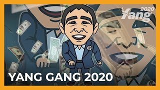 Yang Gang 2020 - A Supporter Made  Anthem