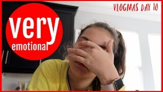 WHY ALISSON IS SO EMOTIONAL ??? VLOGMAS DAY 10