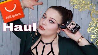 ALIEXPRESS haul - dekoracje do paznokci, gadżet do makijażu i rozwiązanie wypadajacych kolczyków.