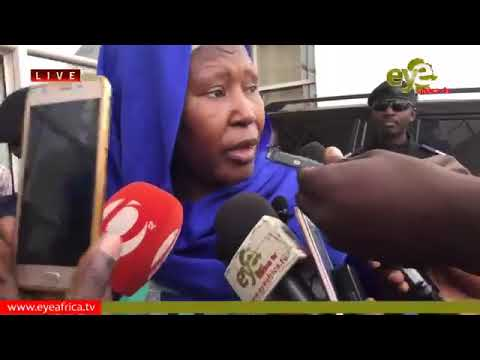 Interview with Vice President after sermon by Gambia's Law-markers on the killing in Faraba