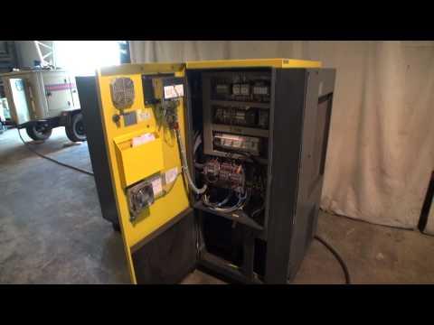 Kaeser Sigma Rotary Screw Air Compressor Air Dryer Package