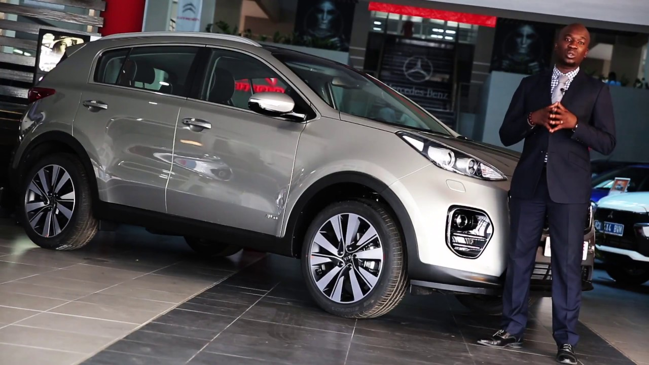 test drive du nouveau kia sportage youtube. Black Bedroom Furniture Sets. Home Design Ideas
