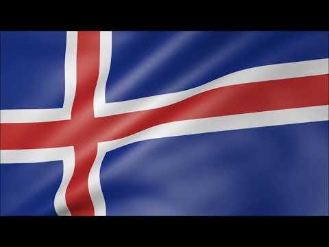 MFP Iceland Flag 3 Hrs Long
