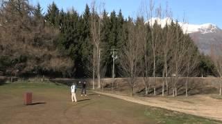 Millbrook Resort, New Zealand :: Christian Cullen & Josh Emett (Queenstown Golf Pt 1)