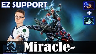 Miracle - Disruptor Roaming | EZ SUPPORT | Dota 2 Pro MMR  Gameplay