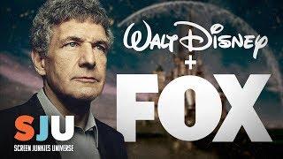 Disney Chairman Talks Fox Merger & More - SJU