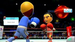 First Round No Training | Wii Sports Club Boxing Online