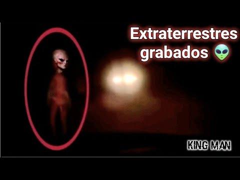 Estos videos son evidencias de extraterrestres la mayoría grises altos grabados alrededor del mundo