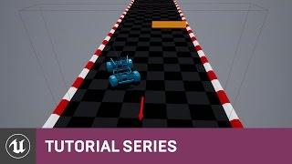 BP وقت الهجوم المتسابق: إعداد نقطة تفتيش BP   03   v4.8 سلسلة دروس   محرك غير واقعي