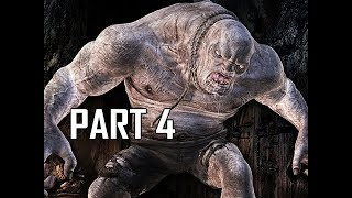 Resident Evil 4 Remastered Gameplay Walkthrough Part 4 - El Giante Ogre (RE4 Let's Play Commentary)