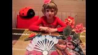 Делаем подарок -ШИКАРНЫЕ Цветы. Детская поделка/Kids craft(В этом видео мастер классе, Ника мастерит фантастически красивые цветы. Как оказалось в процессе работы,..., 2016-02-24T20:40:11.000Z)
