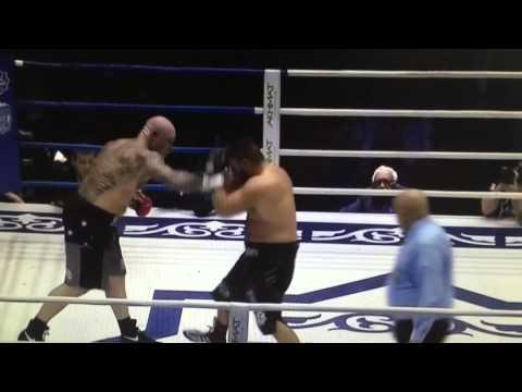 Lucas Browne Vs Ruslan Chagaev knockout