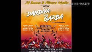 GARBA DANCE PRACTICE   JD TEAM MEMBERS