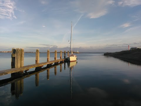 One Year On A Small Sailing Boat In Holland