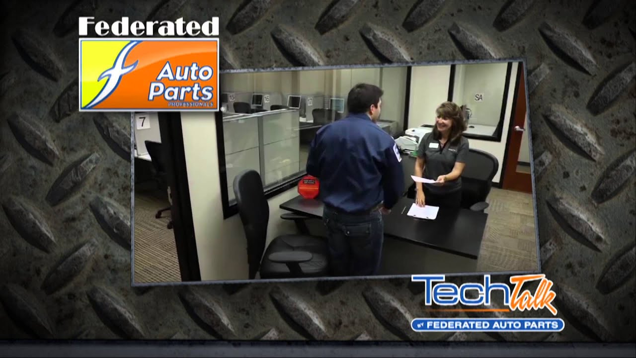 Federated Techtalk 50 Ase Certification Testing Youtube