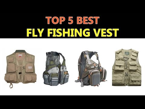 Best Fly Fishing Vest 2020