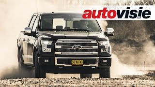 Ford F-150 - review by Autovisie TV