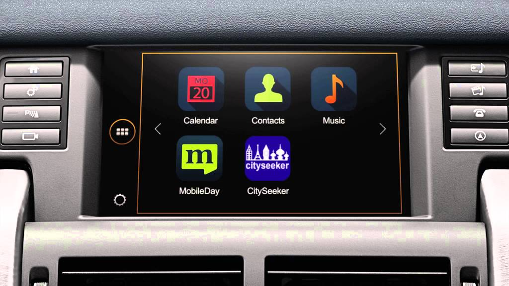 Land Rover Discovery Sport InControl Apps | Land Rover USA ...