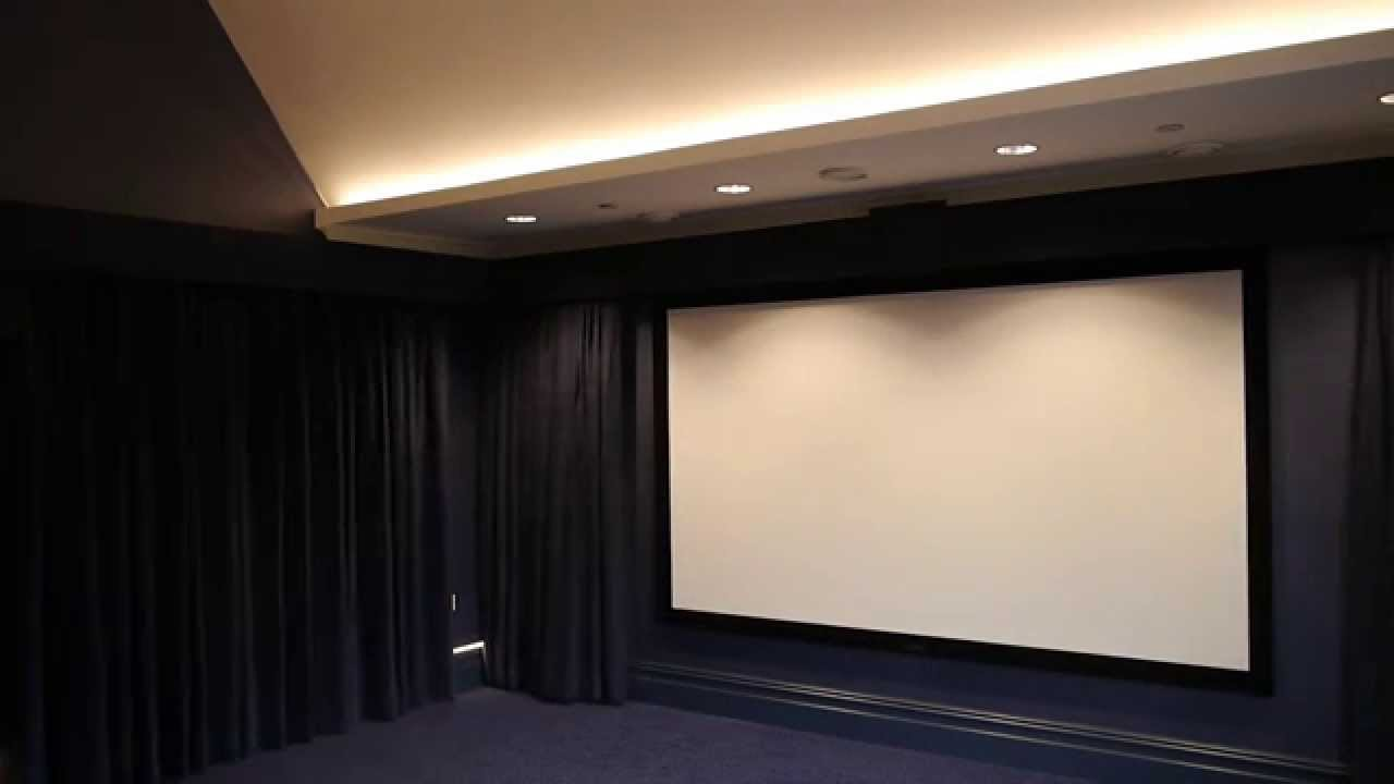 Curtain tracks corded curtain tracks silent gliss 3000 curtain track - Silent Gliss Electric Curtain Tracks 5200 System By Beechwood Interiors