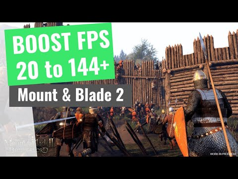 mount-&-blade-2-bannerlord---how-to-boost-fps-and-increase-performance