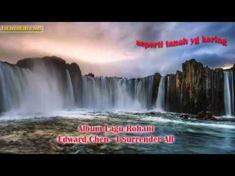 SEPERTI TANAH YANG KERING -EDWARD CHENZ