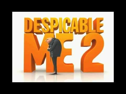 Pharrell HAPPY Theme Song Despicable Me 2 Sountrack Audio New Music 2013