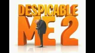 "Pharrell ""HAPPY"" (Theme Song) Despicable Me 2 Sountrack (Audio) New Music 2013"