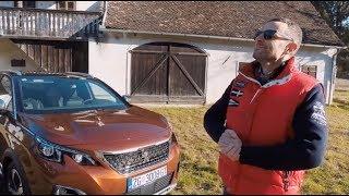 Monovolumen ili SUV? Peugeot 3008 GT - testirao Juraj Šebalj